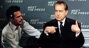 140807 nixon meet the press gty 328 300x162 - This file photo shows former US President Richard