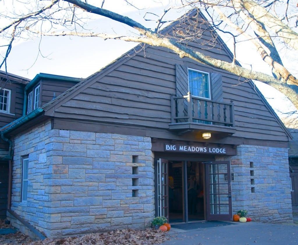 Big Meadows Lodge: Glynn Wilson