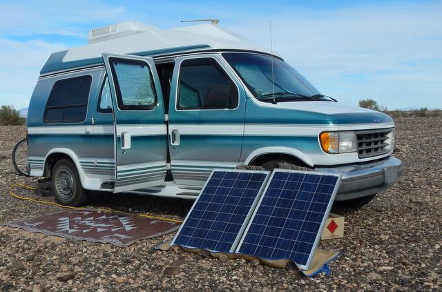 Installing Solar Panels On Your Camper Van Or Rv New