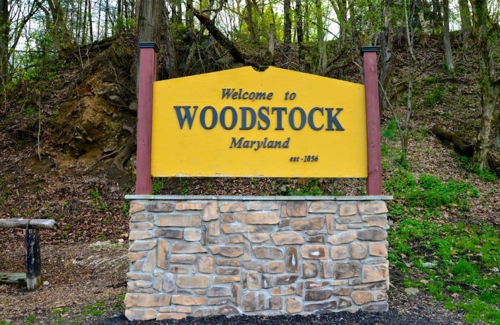 The Woodstock Area of Patapsco State Park on the river: Glynn Wilson