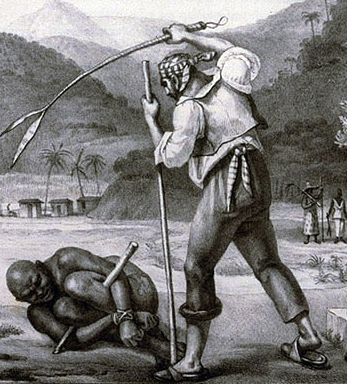 Plantation-overseer-punishes-a-slave-in-Brazil-1834