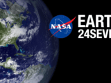 Celebrate Earth Day 24 on April 22 with NASA on Social Media