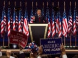 Trump Knocks One Out of the Park in Cleveland