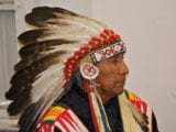 Chief Arvol Looking Horse to President Obama: Keep Your Word