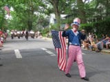 Takoma Park Maryland Celebrates Independence Day with Parade, Fireworks Show