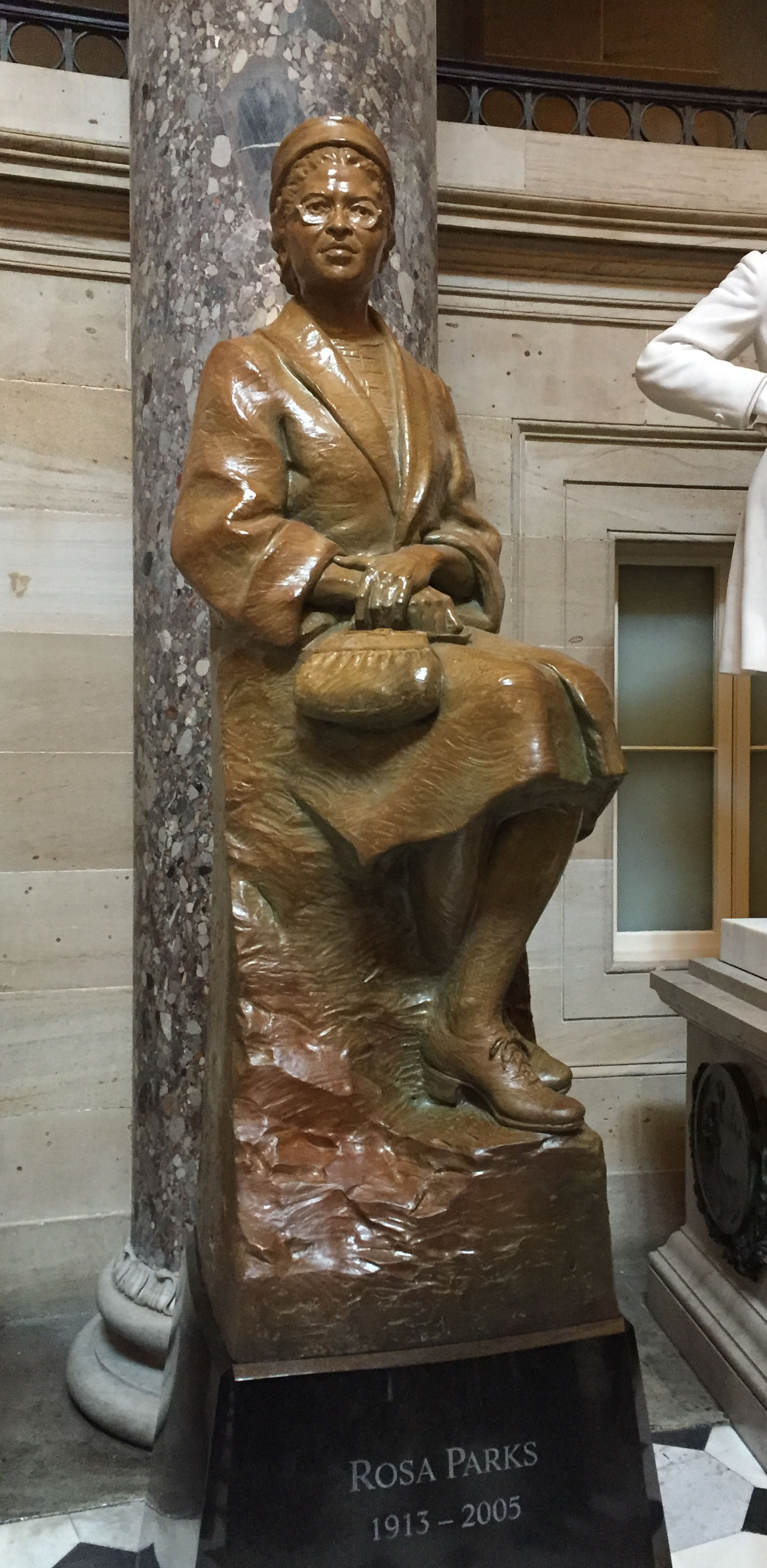 Images Of Rosa Parks Statue