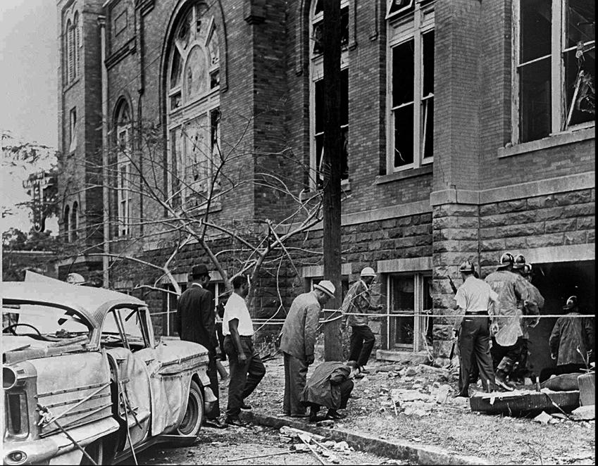 Roy Moore Alabama Wiki >> Learning the Lesson of the Birmingham Church Bombing | New American Journal