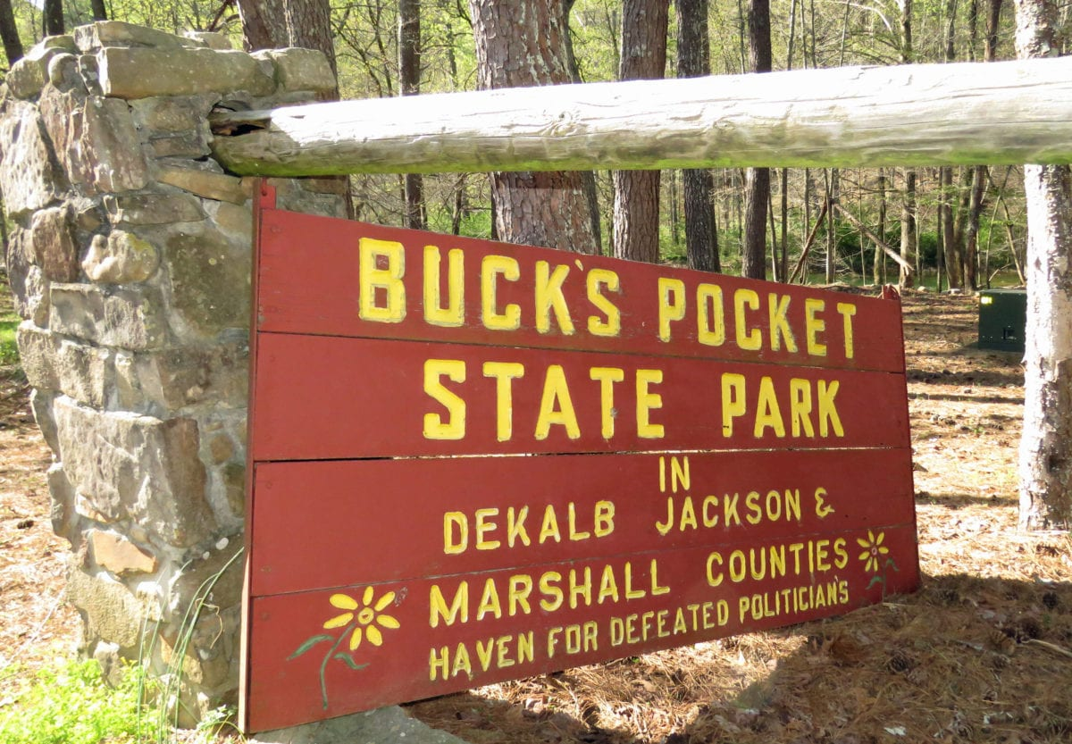 Buck's Pocket State Park Campground Could Reopen in the Fall