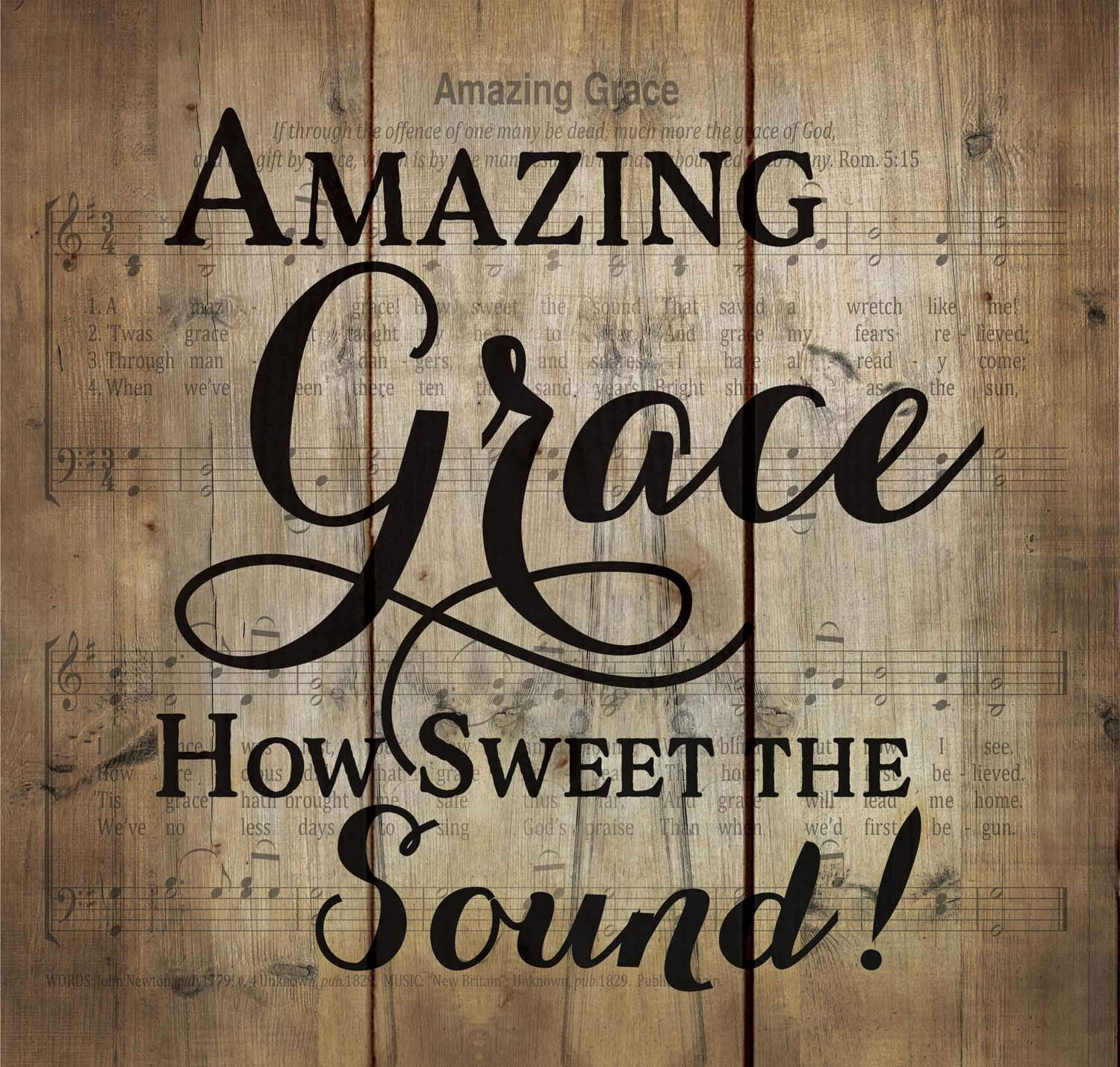 Amazing Grace: The True Story Behind Amazing Grace