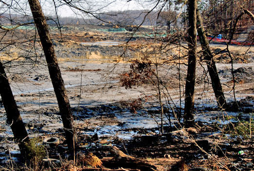 coalash11 - TVA Coal Ash Disaster Revisited: Is it Time for EPA to Regulate the Toxic Sludge as Hazardous Waste?
