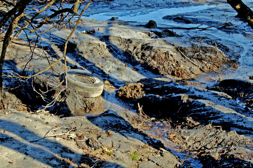 coalash4 - TVA Coal Ash Disaster Revisited: Is it Time for EPA to Regulate the Toxic Sludge as Hazardous Waste?